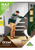 Gazetka promocyjna Leroy Merlin - Drzwi i nie tylko  - ważna do 12-02-2019