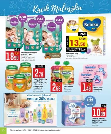 Gazetka promocyjna Twój Market, ważna od 23.01.2019 do 29.01.2019.