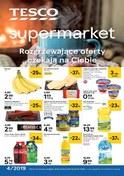 Gazetka promocyjna Tesco Supermarket - Rozgrzewające oferty czekają na Ciebie  - ważna do 30-01-2019