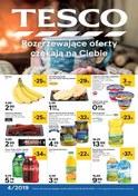 Gazetka promocyjna Tesco Hipermarket - Gazetka promocyjna  - ważna do 30-01-2019