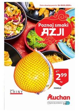 Gazetka promocyjna Auchan - Poznaj smaki Azji