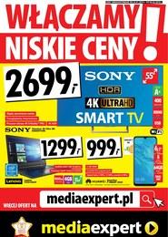 Gazetka promocyjna Media Expert - Włączamy niskie ceny! - ważna do 06-02-2019
