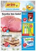 Gazetka promocyjna Prim Market - Gazetka promocyjna - ważna do 30-01-2019