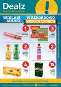 Gazetka promocyjna Dealz - Wielkie marki w rekordowo niskich cenach  - ważna do 06-02-2019