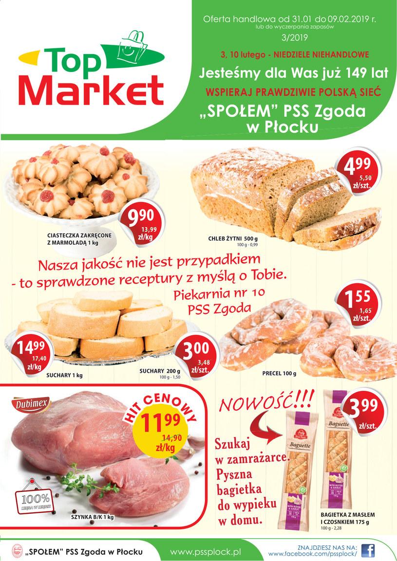 Gazetka promocyjna PSS Zgoda Płock - wygasła 7 dni temu