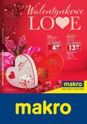Gazetka promocyjna Makro Cash&Carry - Walentynkowe Love - ważna do 11-02-2019