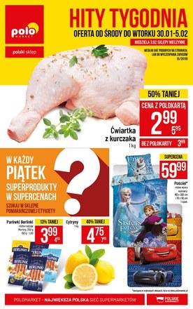 Gazetka promocyjna POLOmarket, ważna od 30.01.2019 do 05.02.2019.