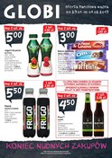 Gazetka promocyjna Globi - Koniec nudnych zakupów! - ważna do 04-02-2019