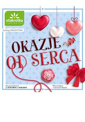 Gazetka promocyjna Stokrotka - Okazje od serca