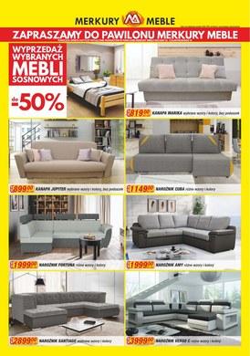 Gazetka promocyjna Merkury Market - Oferta handlowa - Krosno