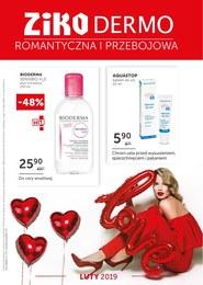 Gazetka promocyjna Ziko Dermo  - Romantyczna i przebojowa  - ważna do 28-02-2019