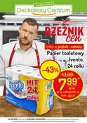 Gazetka promocyjna Delikatesy Centrum - Rzeźnik cen  - ważna do 06-02-2019