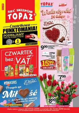 Gazetka promocyjna Topaz - Przepis na miłość