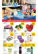 Gazetka promocyjna Tesco Supermarket - Jak wydawać mniej? - supermarket - ważna do 06-02-2019