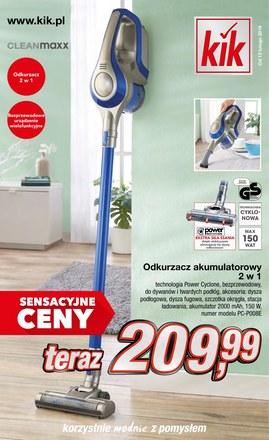 Gazetka promocyjna KIK, ważna od 13.02.2019 do 28.02.2019.