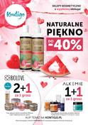 Gazetka promocyjna Kontigo - Naturalne piękno - ważna do 13-02-2019