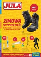Gazetka promocyjna Jula - Zimowa wyprzedaż!