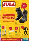 Gazetka promocyjna Jula - Zimowa wyprzedaż! - ważna do 08-03-2019