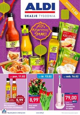 Gazetka promocyjna Aldi - Azjatyckie smaki