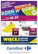 Gazetka promocyjna Carrefour - Promocja dzień w dzień - ważna do 11-02-2019