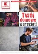 Gazetka promocyjna Kaufland - Twój domowy warsztat - ważna do 09-02-2019