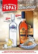 Gazetka promocyjna Topaz - Alkohole - ważna do 28-02-2019