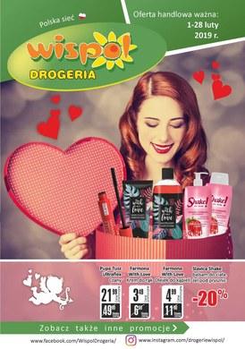 Gazetka promocyjna Drogeria Wispol - Oferta handlowa