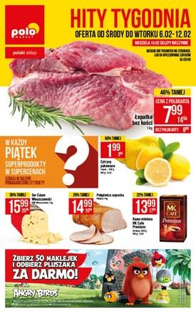 Gazetka promocyjna POLOmarket, ważna od 06.02.2019 do 12.02.2019.