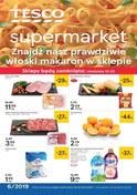 Gazetka promocyjna Tesco Supermarket - Gazetka promocyjna - supermarket - ważna do 13-02-2019
