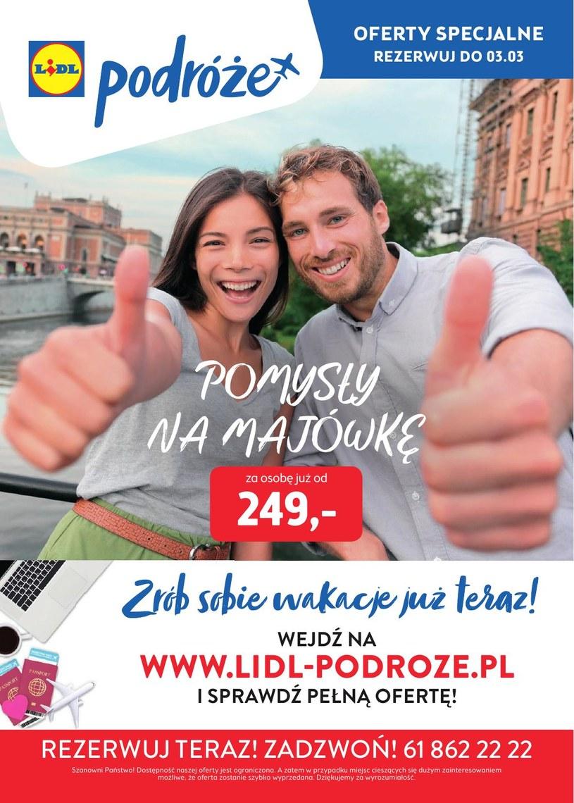 Gazetka promocyjna Lidl - ważna od 04. 02. 2019 do 03. 03. 2019