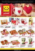 Gazetka promocyjna Uśmiechnięte zakupy - Walentynkowe uśmiechy  - ważna do 18-02-2019