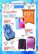 Gazetka promocyjna E.Leclerc - Wyjazdów bez liku - Lublin - ważna do 09-02-2019