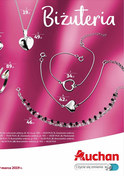 Gazetka promocyjna Auchan - Biżuteria  - ważna do 09-03-2019