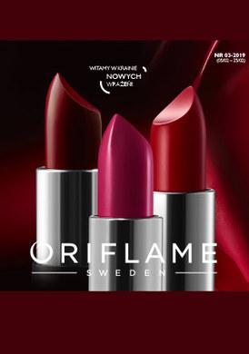 Gazetka promocyjna Oriflame - Witamy w krainie nowych wrażeń