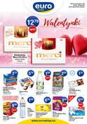 Gazetka promocyjna Euro Sklep - Walentynki  - ważna do 19-02-2019