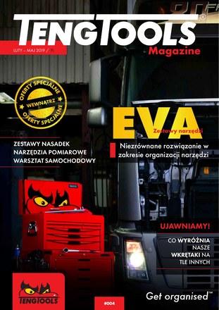 Gazetka promocyjna Luna, ważna od 01.02.2019 do 31.05.2019.