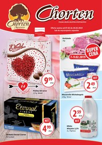 Gazetka promocyjna Chorten - Oferta handlowa - ważna do 20-02-2019