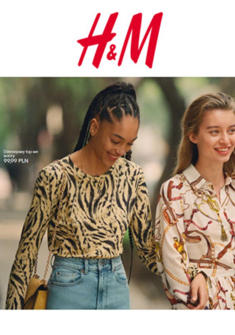 Gazetka promocyjna H&M - wygasła 22 dni temu