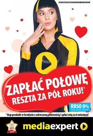 Gazetka promocyjna Media Expert, ważna od 07.02.2019 do 16.02.2019.