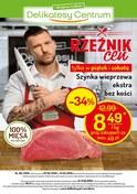 Gazetka promocyjna Delikatesy Centrum - Rzeźnik cen - ważna do 13-02-2019