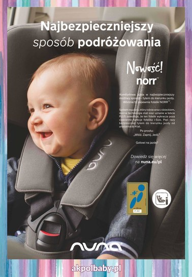 Gazetka promocyjna Akpol Baby, ważna od 01.02.2019 do 28.02.2019.