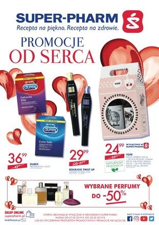 Gazetka promocyjna Super-Pharm, ważna od 07.02.2019 do 20.02.2019.