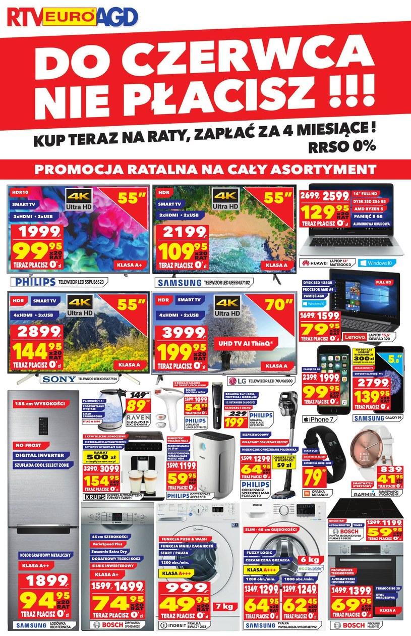 Gazetka promocyjna RTV EURO AGD - ważna od 08. 02. 2019 do 28. 02. 2019
