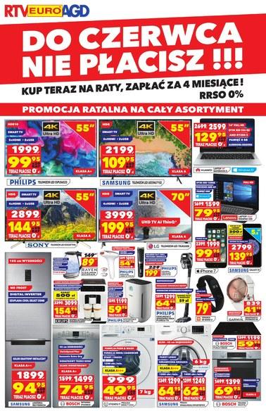 Gazetka promocyjna RTV EURO AGD, ważna od 08.02.2019 do 28.02.2019.