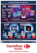 Gazetka promocyjna Carrefour Market - Najlepszy wybór, najlepsze ceny  - ważna do 18-02-2019