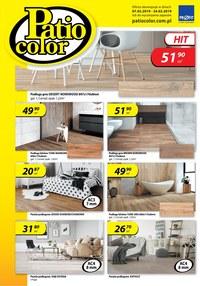 Gazetka promocyjna Patio Color - Oferta handlowa - ważna do 24-02-2019