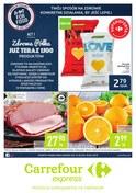 Gazetka promocyjna Carrefour Express - Oferta handlowa - ważna do 18-02-2019