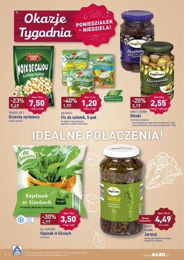 Gazetka promocyjna Aldi, ważna od 18.02.2019 do 24.02.2019.