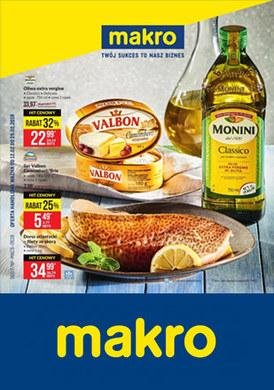 Gazetka promocyjna Makro Cash&Carry - Oferta handlowa - artykuły spożywcze
