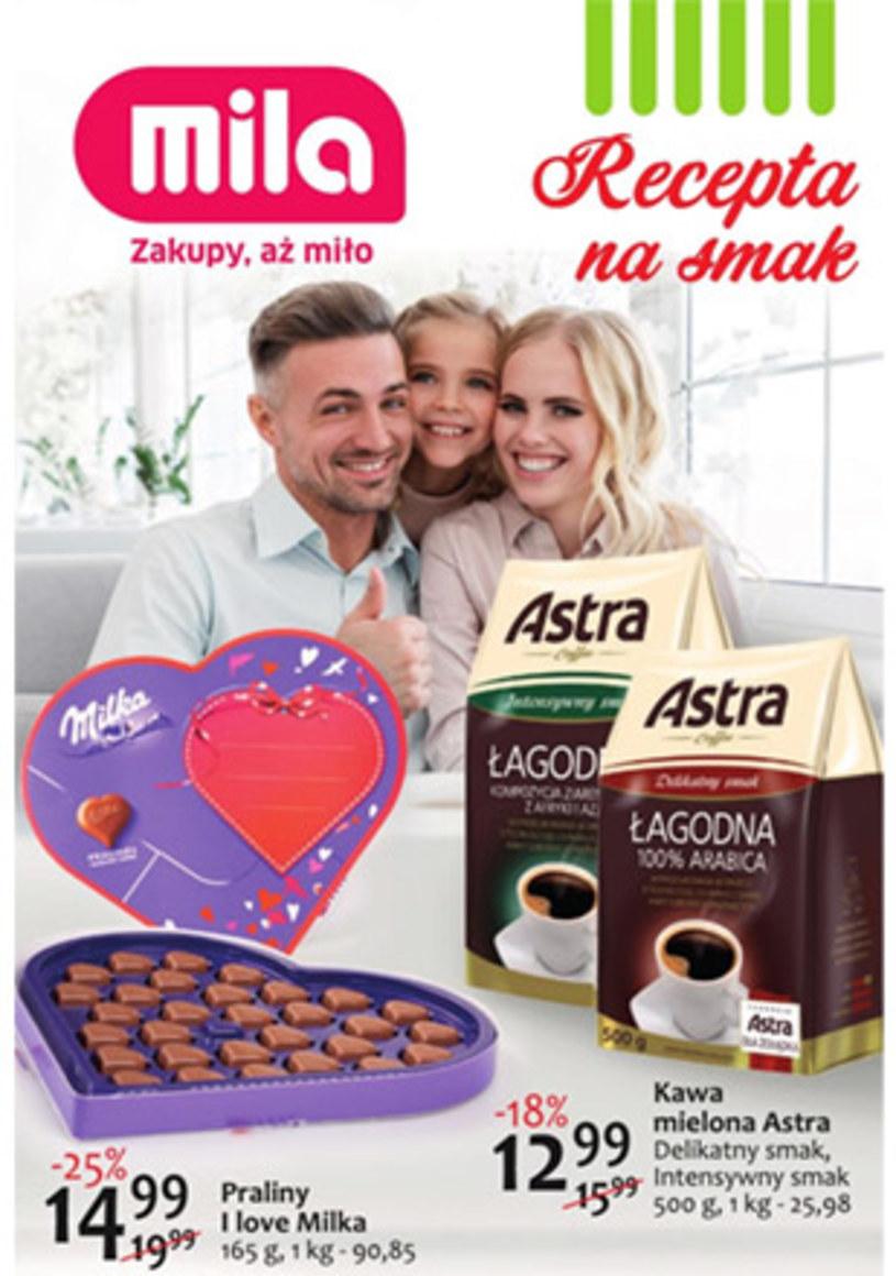 Gazetka promocyjna MILA - ważna od 12. 02. 2019 do 25. 02. 2019
